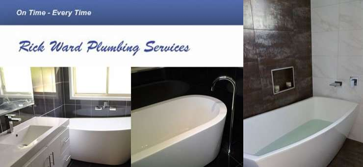 Rick Ward Plumbing Services Gosford Central Coast Region - NSW | OBZ