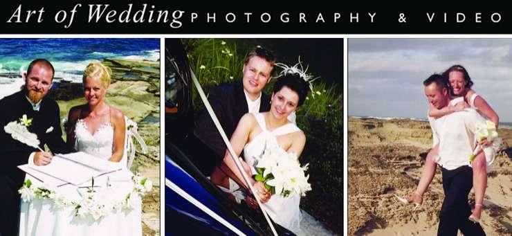 Art of Wedding Photography Gosford Central Coast Region - NSW | OBZ