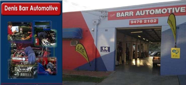 Denis Barr Automotive Hornsby Sydney Region - NSW | OBZ