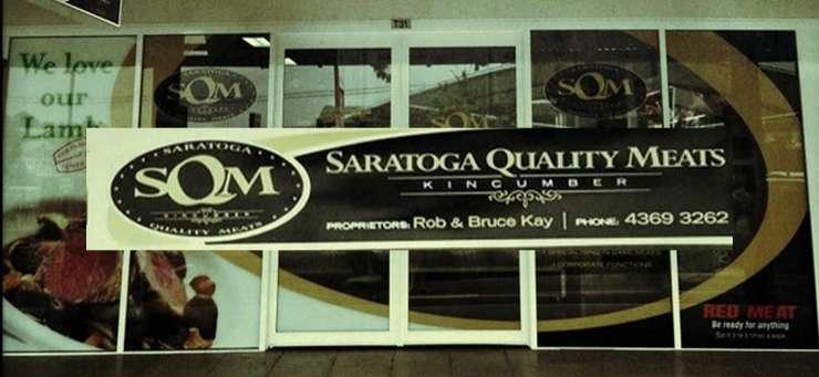Saratoga Quality Meats Kincumber Central Coast Region - NSW   OBZ