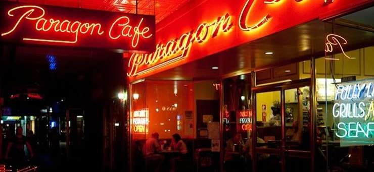 Paragon Cafe Goulburn Goulburn Region - NSW | OBZ