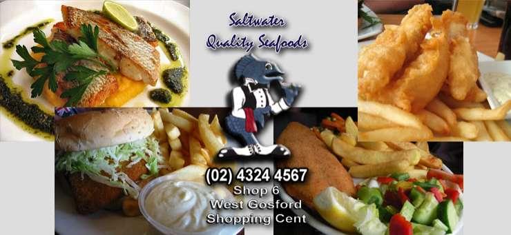 Saltwater Seafoods West Gosford Central Coast Region - NSW | OBZ