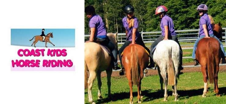 Coast Kids Horse Riding Mardi Central Coast Region - NSW | OBZ