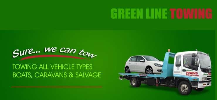 Greenline Towing Service Melbourne Melbourne Region - VIC | OBZ