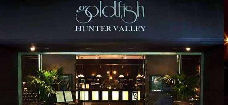 Goldfish Bar & Kitchen Pokolbin Newcastle Region - NSW | OBZ