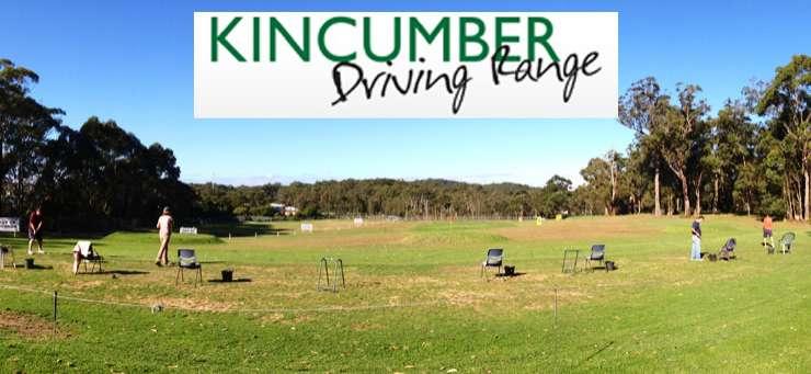 Kincumber Driving Range Kincumber Central Coast Region - NSW   OBZ