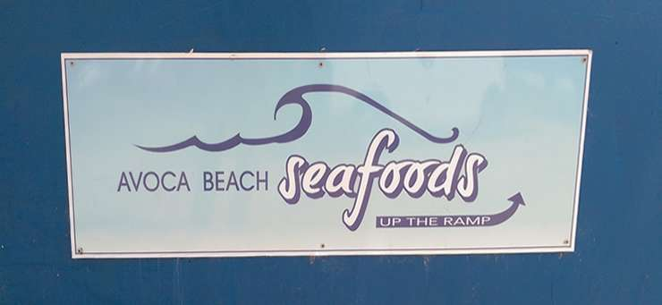 Avoca Beach Seafoods Avoca Beach Central Coast Region - NSW | OBZ