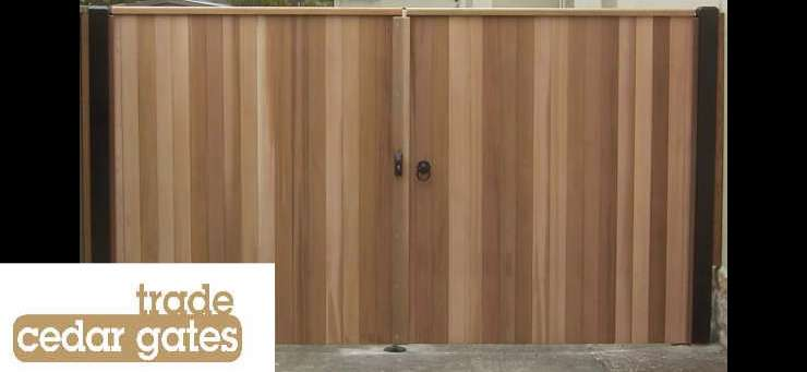 Trade Cedar Gates Hamlyn Terrace Central Coast Region - NSW | OBZ