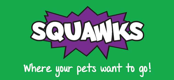 Squawks Pet Shop Gosford Central Coast Region - NSW | OBZ