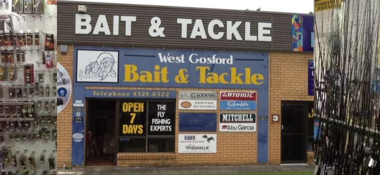 West Gosford Bait and Tackle West Gosford Central Coast Region - NSW | OBZ