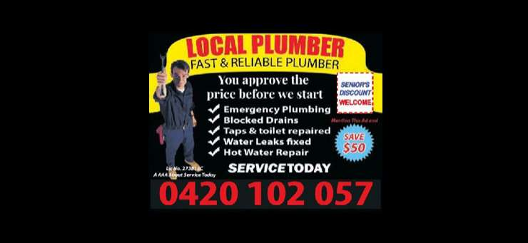 Local Plumber Gosford Central Coast Region - NSW | OBZ