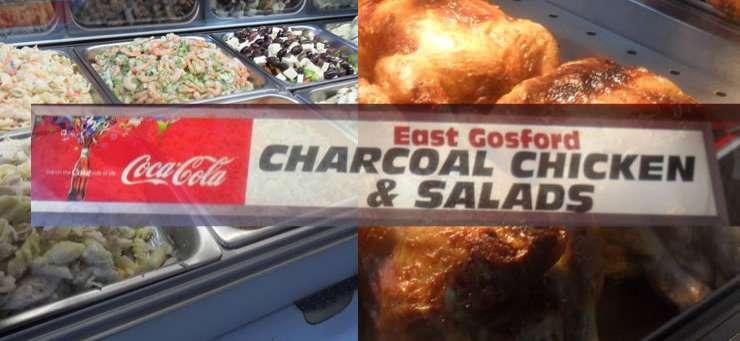East Gosford Charcoal Chicken East Gosford Central Coast Region - NSW   OBZ