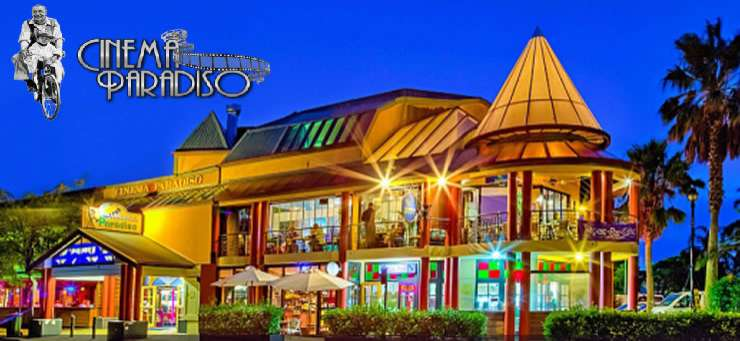 Cinema Paradiso Ettalong Beach Central Coast Region - NSW | OBZ